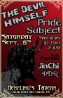 Pride Subject @ Henfling's Tavern w/ The Devil Himself, Jinchi, & PDR